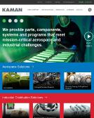 Kaman+Industrial+Tech Website