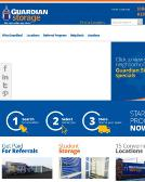 Guardian+Self+Storage Website