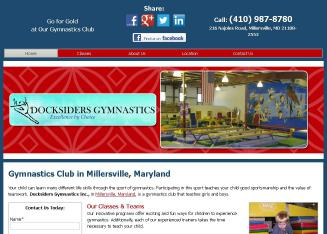 Docksiders Gymnastics