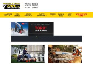 Heinold+%26+Feller+Tire+Co Website