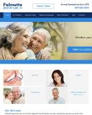 Palmetto+Denture+Care Website