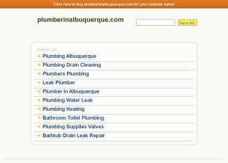 DLC+Plumbing+and+Heating Website