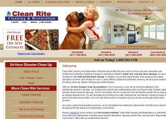 Clean Rite Carpet & Upholstery Cleaning Co in Wakefield, RI | 92