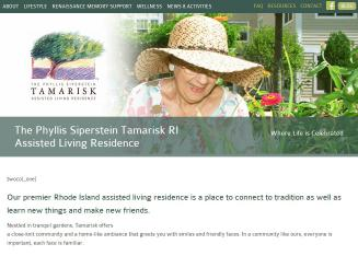 The Phyllis Siperstein Tamarisk Assisted Living Residence
