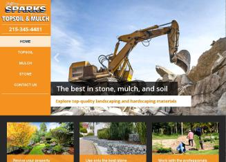 Jeffrey+Sparks+Excavating Website
