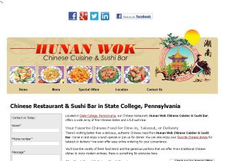 Hunan Wok