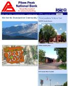 Pikes+Peak+National+Bank Website