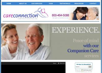 Care+Connection+Inc Website