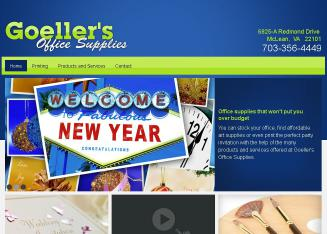 Goeller%27s+Office+%26+Art+Supplies Website