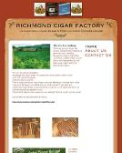 Richmond Cigar Factory Inc