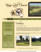Kenai+Golf+Course Website