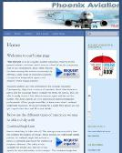 Phoenix+Aviation+Managers Website