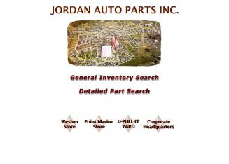 Jordan Auto Parts