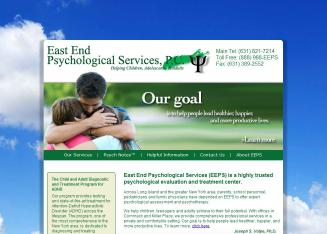 East+End+Psychological+Services%2C+P.C. Website
