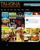 Tahona+Grille Website