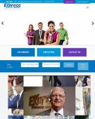 Express+Employment+Professionals Website