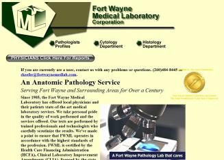 Fort Wayne Medical Laboratory - Histology