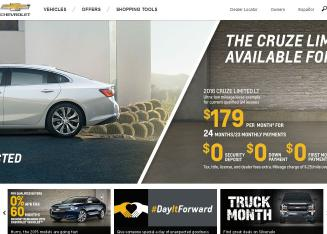Lafferty+Chevrolet+Co Website
