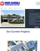Mark+Hannula+Construction+Inc Website