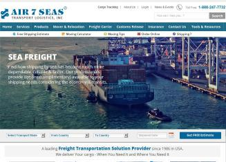 AIR 7 SEAS Int'l Movers- FREE Estimates to Compare