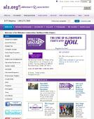 Alzheimer%27s+Association Website