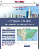 National+Construction+Rentals Website