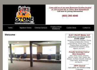 Fire+N%27+Stone%2C+LLC Website