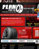 Plano+Tire+Co Website