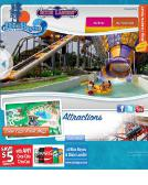 Blue Bayou Water Park And ' Dixie Landin' Amusement Park