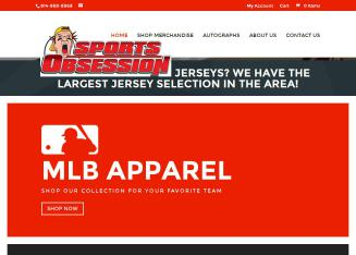 Sports+Obsession Website