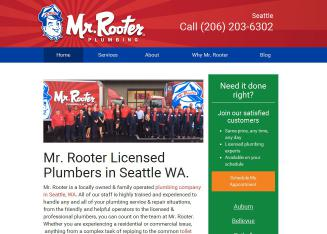 Mr+Rooter+Plumbing Website