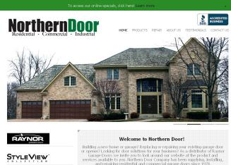 Northern+Door+Company+Inc Website