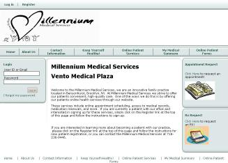 Millennium+Medical+Service+-+Joseph+Vento+MD Website