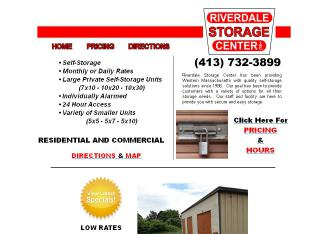 Riverdale Storage Center Inc