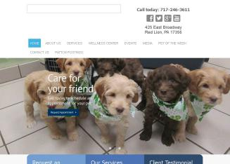Patton+Veterinary+Hospital Website