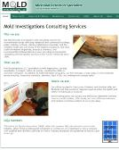 Mold+Investigations+LLC Website