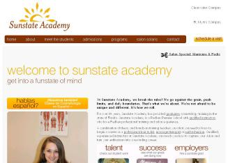 Sunstate+Academy Website