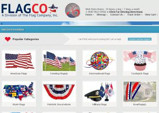 The+Flag+Company+Inc Website