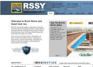 Rock%2CStone+%26+Sand+Yard+Inc. Website