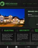 Birchwood+Electric Website