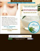 Allvera+Body+Wrap+%26+Wellness+Center Website
