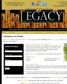 Legacy+Antiques Website