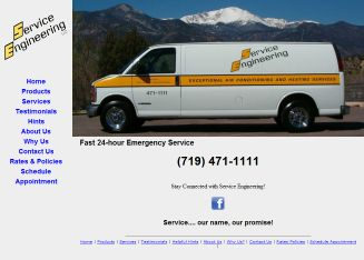 Service+Engineering+LLC Website