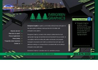 Evergreen+Graphics+Inc Website