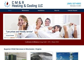 C M & R Heating & Cooling LLC