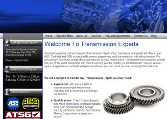 Transmission+Experts-The+Most+Trusted+For+Repairs%21 Website