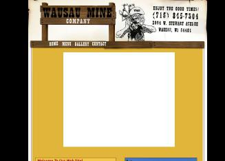 Wausau+Mine+Company Website
