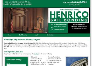 Henrico Bonding Company - Stokes McCune