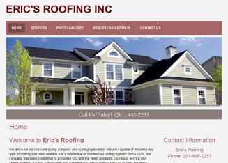 Eric's Roofing Inc