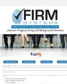 Firm+Fingerprinting Website